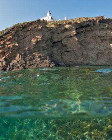 Zeilbootreizen naar de eilanden van Las Columbretes