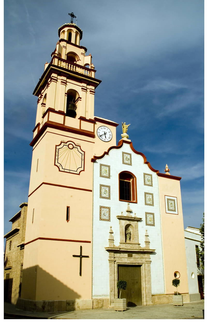 Iglesia de Sant Josep - Pobla de Farnals - Valencia