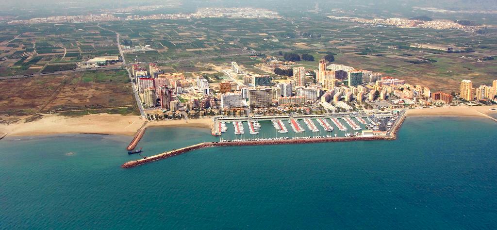 Pobla Marina - Puerto Pobla de Farnals - Valencia