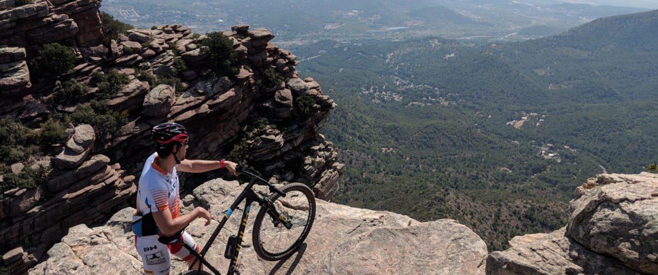 Ciclismo de Montaña - La Sierra Calderona - Valencia