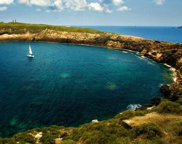 Visita en Velero a las Islas Columbretes