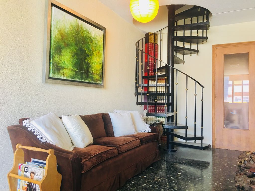 Ric's Place - Duplex apartment - escalera - Pobla de Farnals - Valencia
